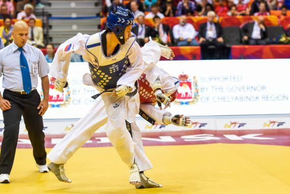 Kejuaraan Taekwondo Dunia WTF Muju