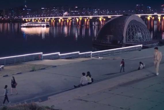 """Photo_Intip Berbagai Lokasi Tempat Syuting Drama """"Start-Up"""""""