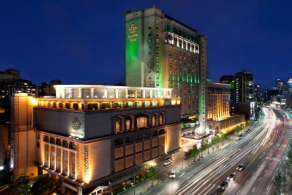 Buffet Familia (Imperial Palace Seoul Hotel)