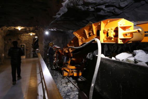Taebaek Coal Museum (Museum Batu Bara Taebaek)
