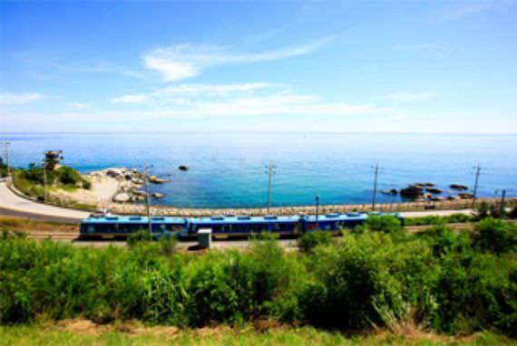 Jelajahi Korea dengan Rail-Ro Tanpa Batas