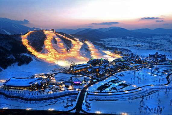 Acara Uji Kesinambungan Pyeongchang