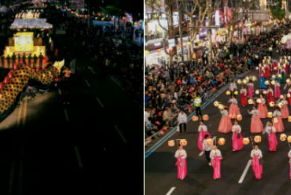 [Korea] Keindahan Gemerlap Malam Seoul di Bulan Mei dengan Kehadiran Yeon Deung Hoe (Festival Lampion)