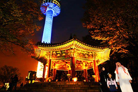 Enam Lokasi Terbaik di Korea untuk Melihat Bulan Purnama