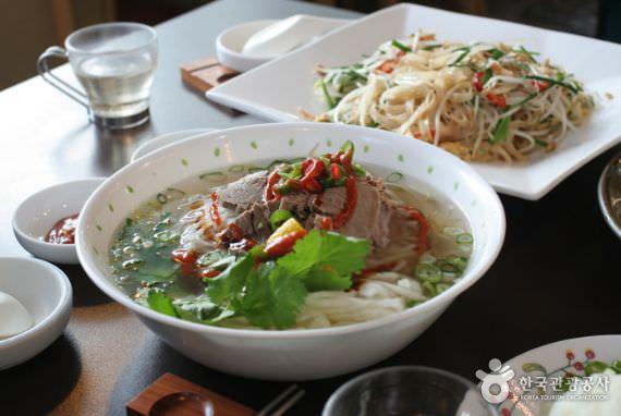 Restoran Pho'na Thailand