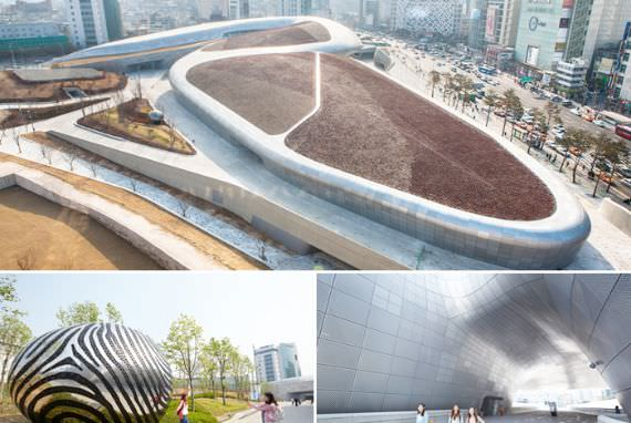 DDP - A landmark of Korean design