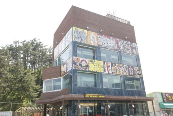 Motel Gangneung  (Coffee street) - Goodstay