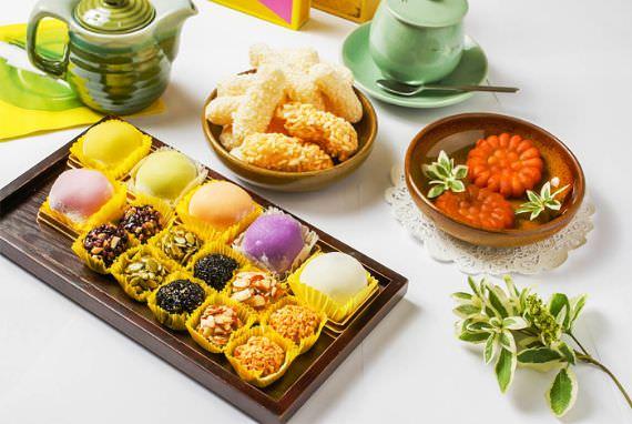 Segigit Rasa Manis, Penganan Tradisional Korea