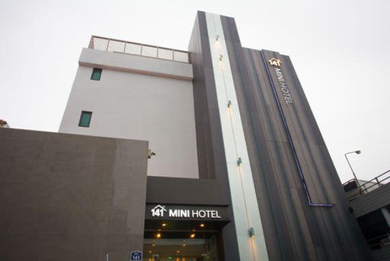 141 Hotel Mini [Kualitas Korea]