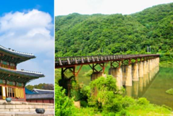Tiga Tempat Wisata Korea Masuk dalam Daftar Top 500