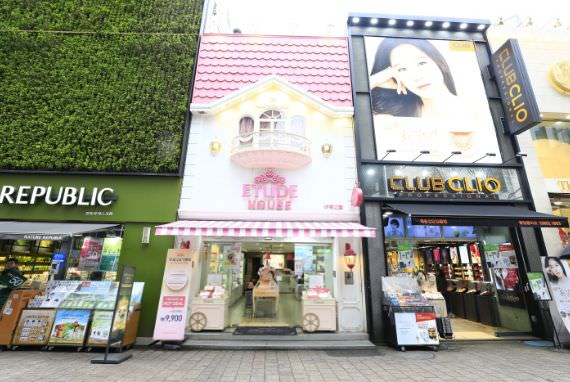 Etude House Myeong-dong Cabang No.3 [Kualitas Korea]