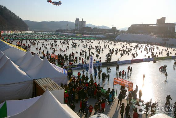 Festival Es Sancheoneo Hwacheon