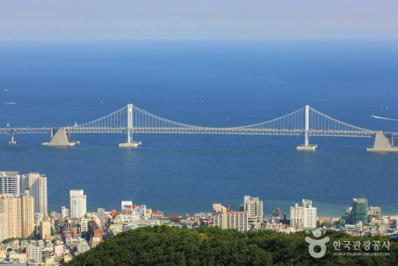 Jembatan Gwangandaegyo Busan