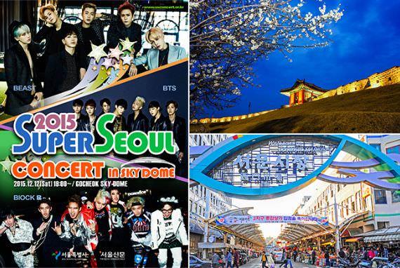 Isi Surveinya dan Nikmati Konser K-Pop