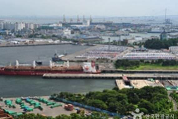 Incheon Cruise Port