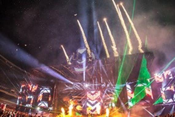 Pertunjukan Spektakuler di Ultra Korea