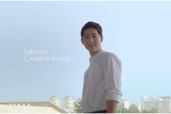 """Iklan Promosi Pariwisata Korea yang Dibintangi """"Song Joong-ki"""" Ditayangkan di TV Indonesia"""