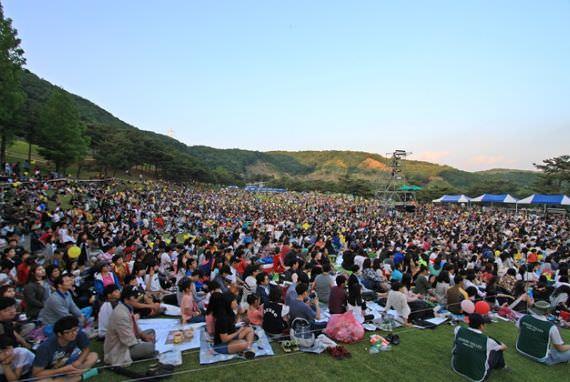 Seowon Valley Green Concert Siap digelar 28 Mei Nanti