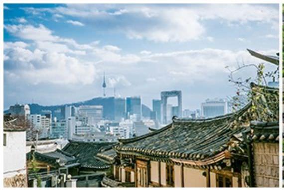 Spot-Spot Wisata Korea yang Menenangkan - Hanok Villages!
