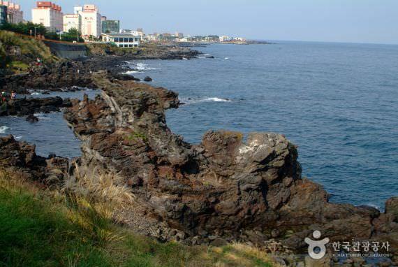 Pulau Bijindo di Gyeongsangnam-do
