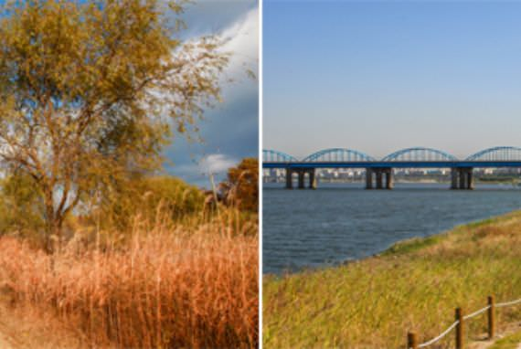 7 Tempat Indah di Sekitar Sungai Hangang