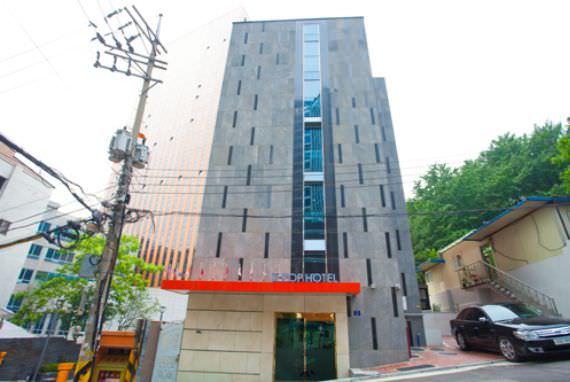 K-POP HOTEL Cabang Stasiun Seoul - Goodstay