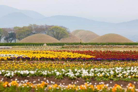 Gyeongju Eastern historical site