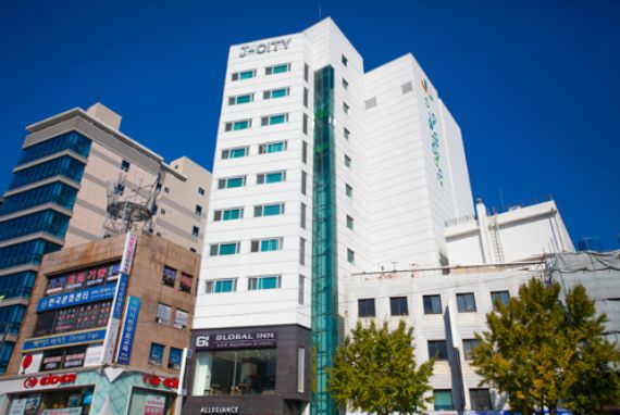 Hotel Global Inn Nampo-Dong - Goodstay