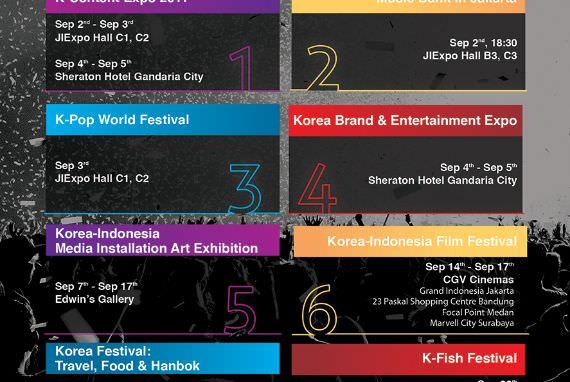 """Bulan Kebudayaan Korea """"Korea Month"""" 2017"""