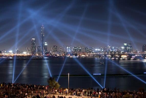 Seoul World Fireworks Festival