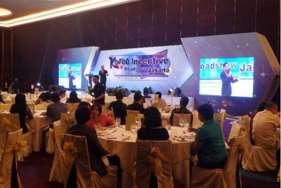 "KTO Menyelenggarakan ""Jakarta MICE Roadshow"""