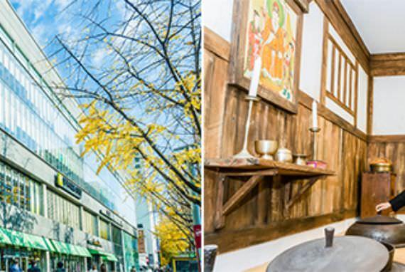 Nikmati Restoran Budha di Insadong, Seoul!