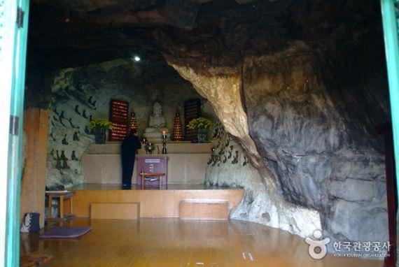 Kuil Golgulsa di Gyeongju