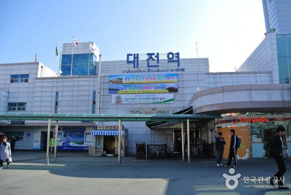 Stasiun Daejeon