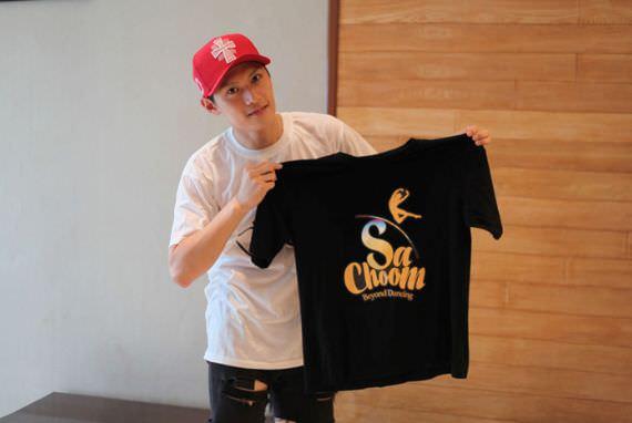 Choi Himchan dari Sachoom Merebut Hati Para Fans Indonesia