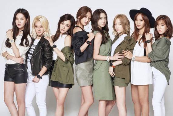 SNSD Jadi Girl Band Kpop Terbaik 10 Tahun Terakhir Versi Billboard