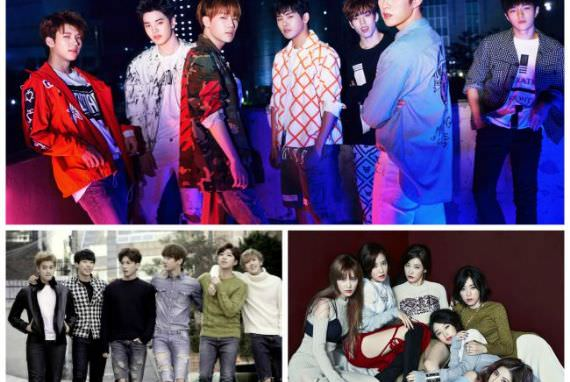 K-POP Festival untuk Fiery Summer Night