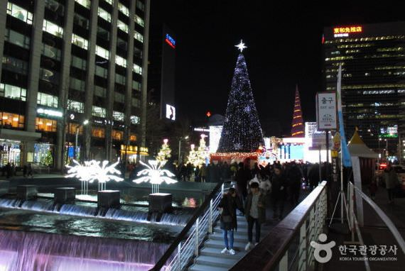 Festival Natal Seoul