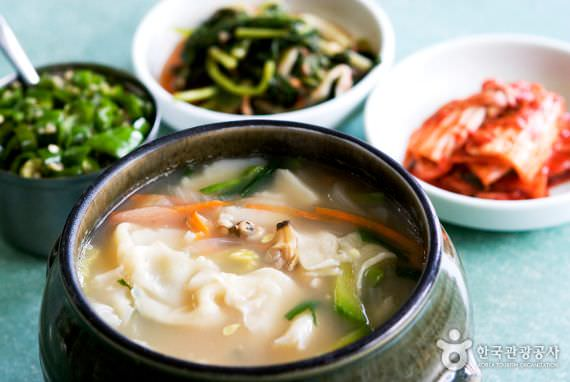 Restoran Samcheongdong Sujebi