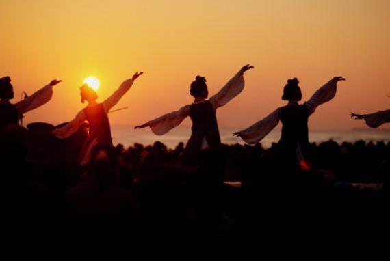 Festival Matahari Terbit Gyeongpo