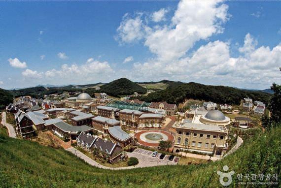 Kampung Inggris Gyeonggi, Paju Camp