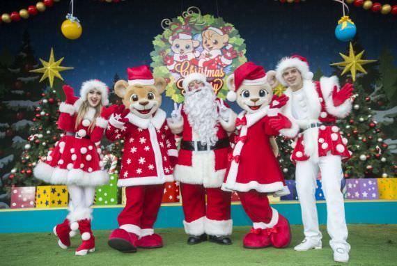 Festival 'Fantasi Natal' di Everland