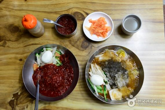 Restoran Pyeongyang Naengmyeon