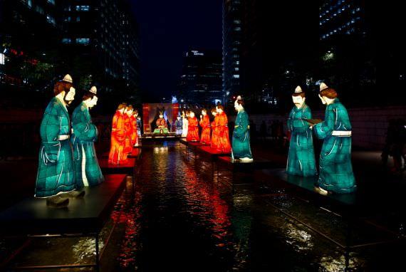 Festival Lentera Seoul