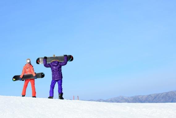 Mengunjungi Beragam Resor Ski Korea saat Musim Dingin