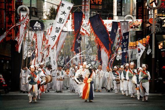 Festival Sejarah Dongnaeeupseong