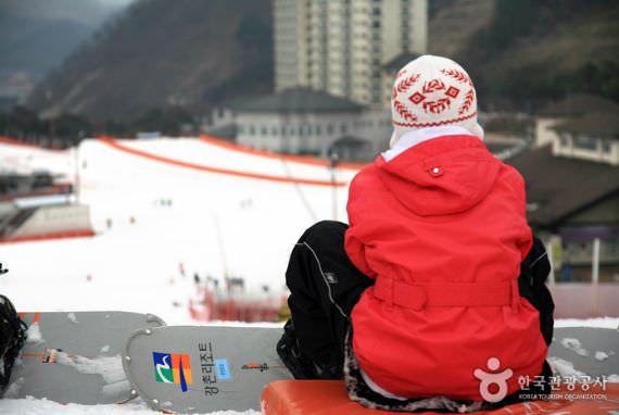 Resort Ski Elysian Gangchon
