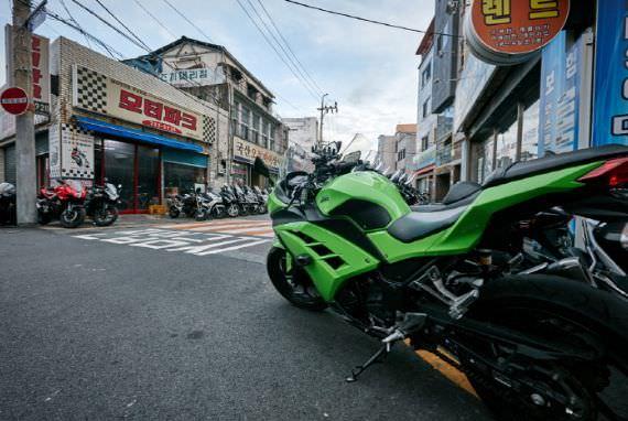 Jalan Daegu Motocycle