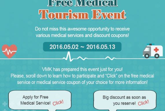 Free Medical Tourism Event