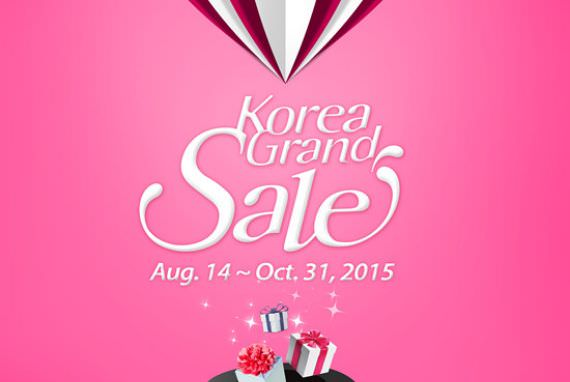 Korea Grand Sale 2015